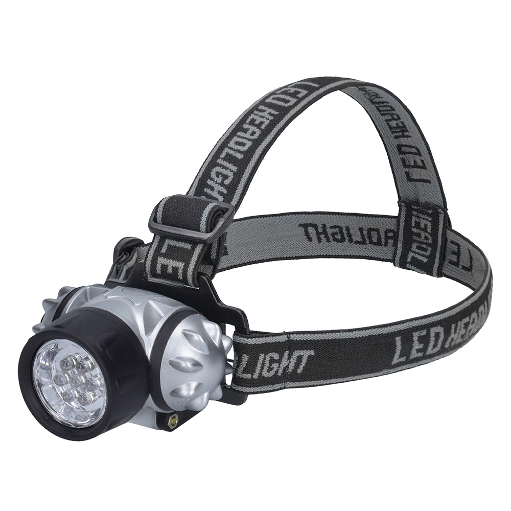 Imagen para Linterna para cabeza 7 LED para pilas 3AAA de Grupo Urrea
