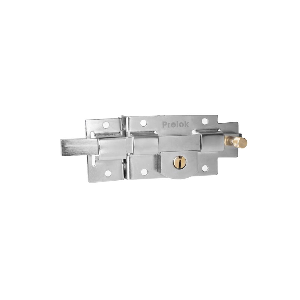Imagen para Cerradura de barra fija izquierda llave estándar en caja de Grupo Urrea