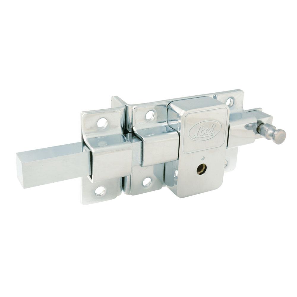 Imagen para Cerradura de barra fija derecha llave tetra en blíster de Grupo Urrea