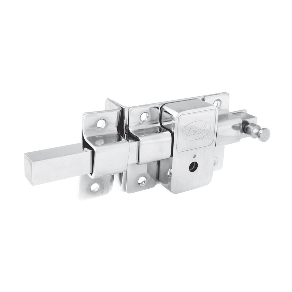 Imagen para Cerradura de barra libre derecha llave tetra en caja de Grupo Urrea