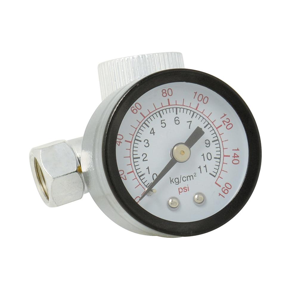 """NPT 2/"""" 160 PSI de presión de agua ajuste de latón leadfree Regulador para aceite gas"""