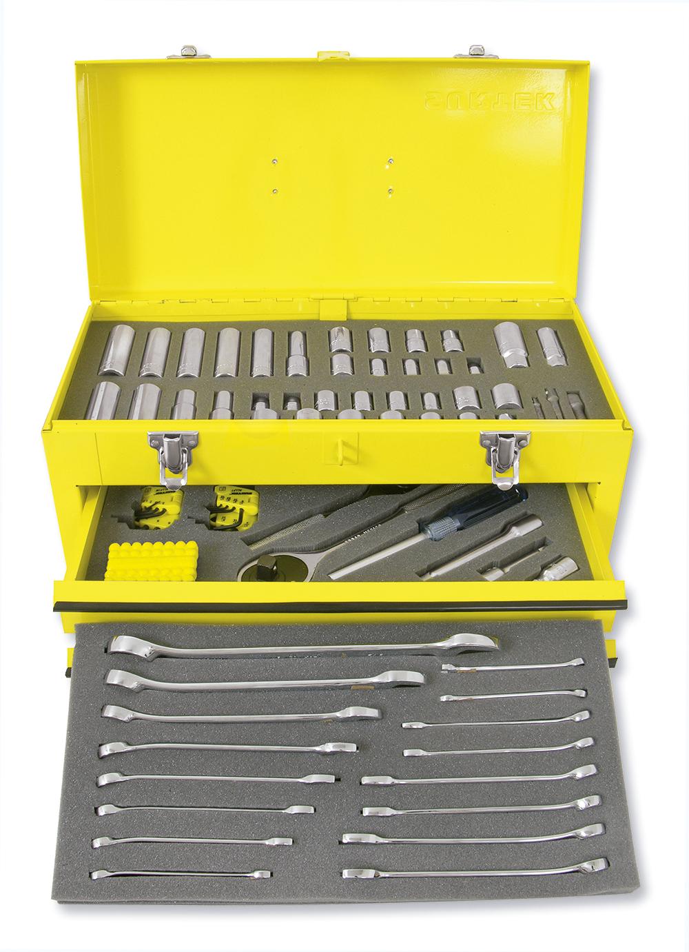 Imagen para Juego combinado para mecánico de 109 piezas de Grupo Urrea