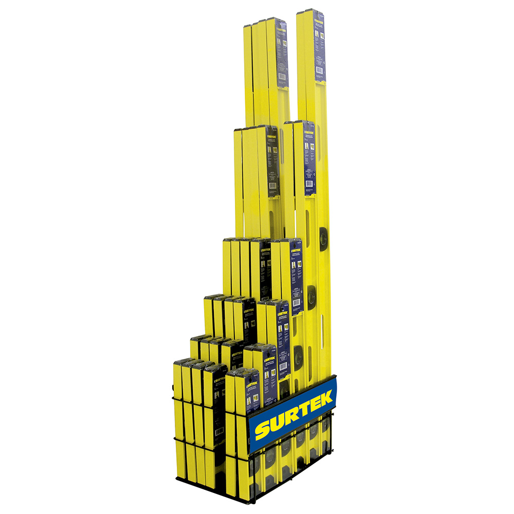 Imagen para Rack con 36 niveles de aluminio de Grupo Urrea