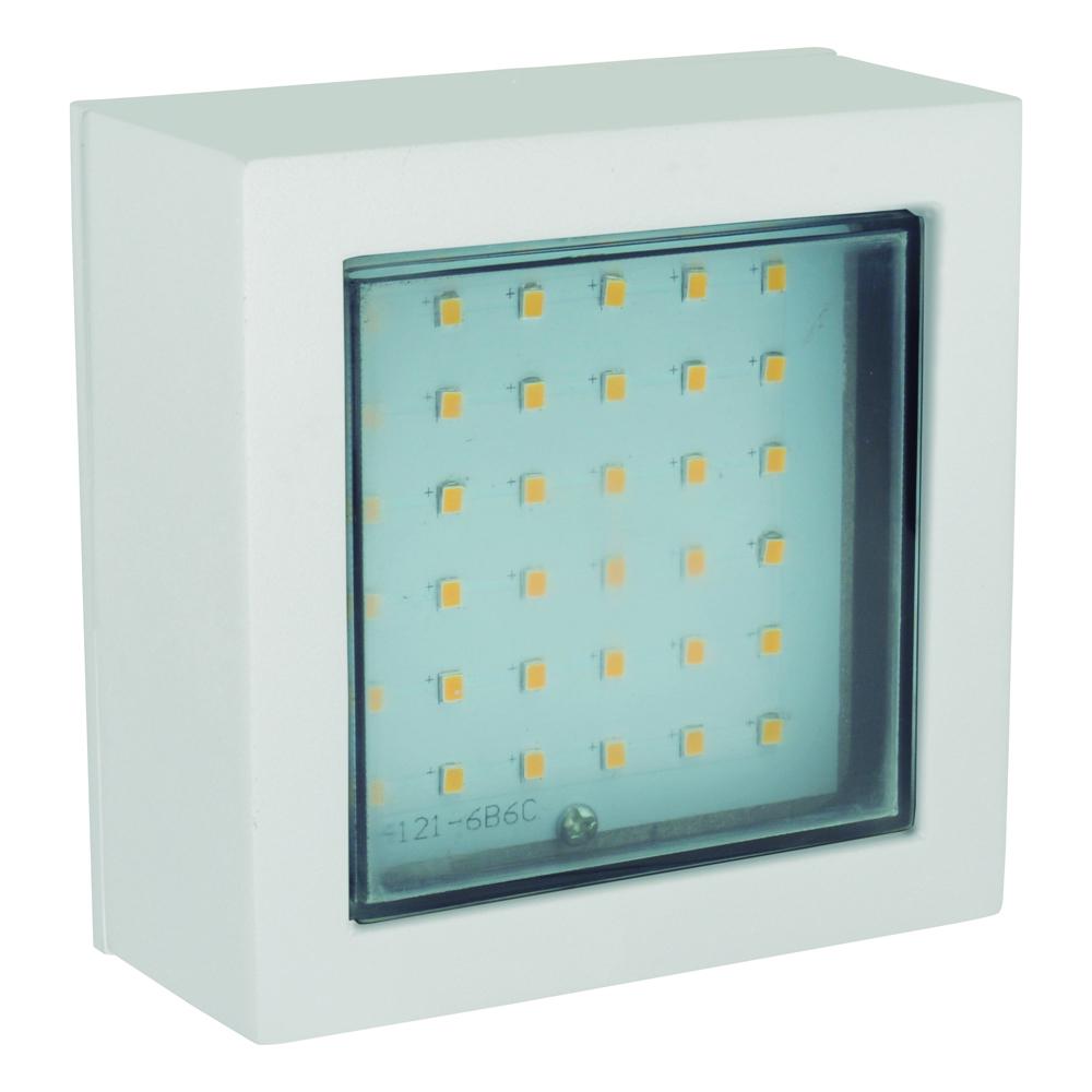 Imagen para Luminario LED para exterior tipo cubo de Grupo Urrea