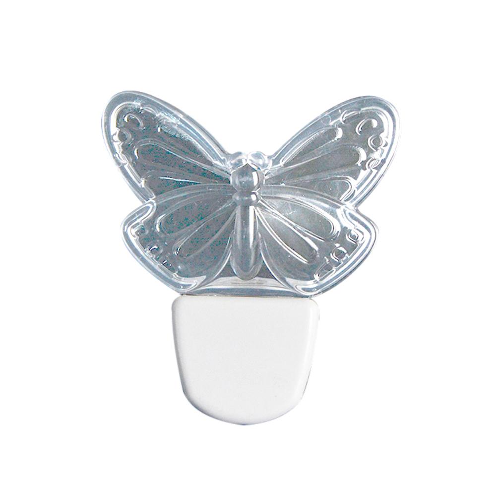 Imagen para Luz de noche LED mariposa 127V de Grupo Urrea
