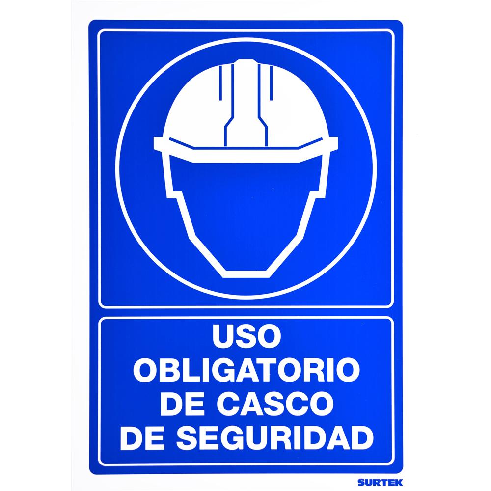 """Imagen para Señal """"Casco"""" de Grupo Urrea"""