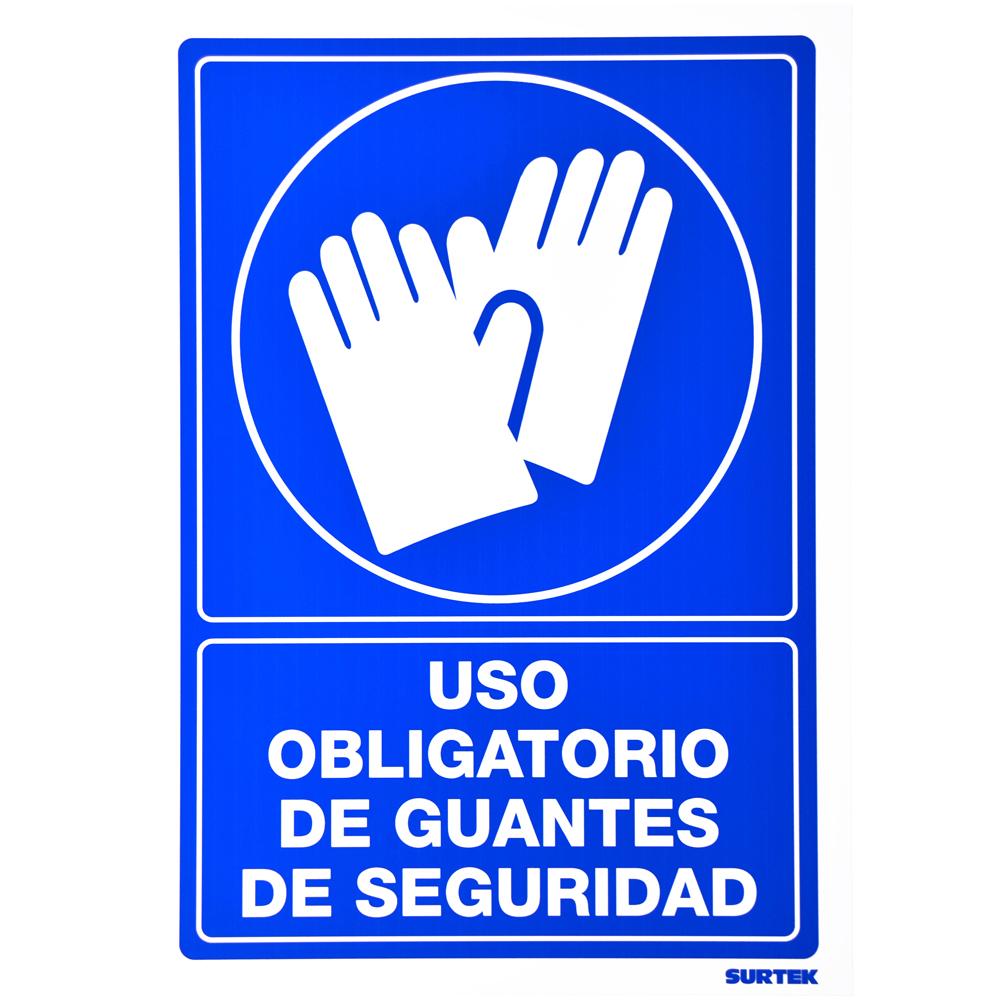 "Imagen para Señal ""Guantes"" de Grupo Urrea"
