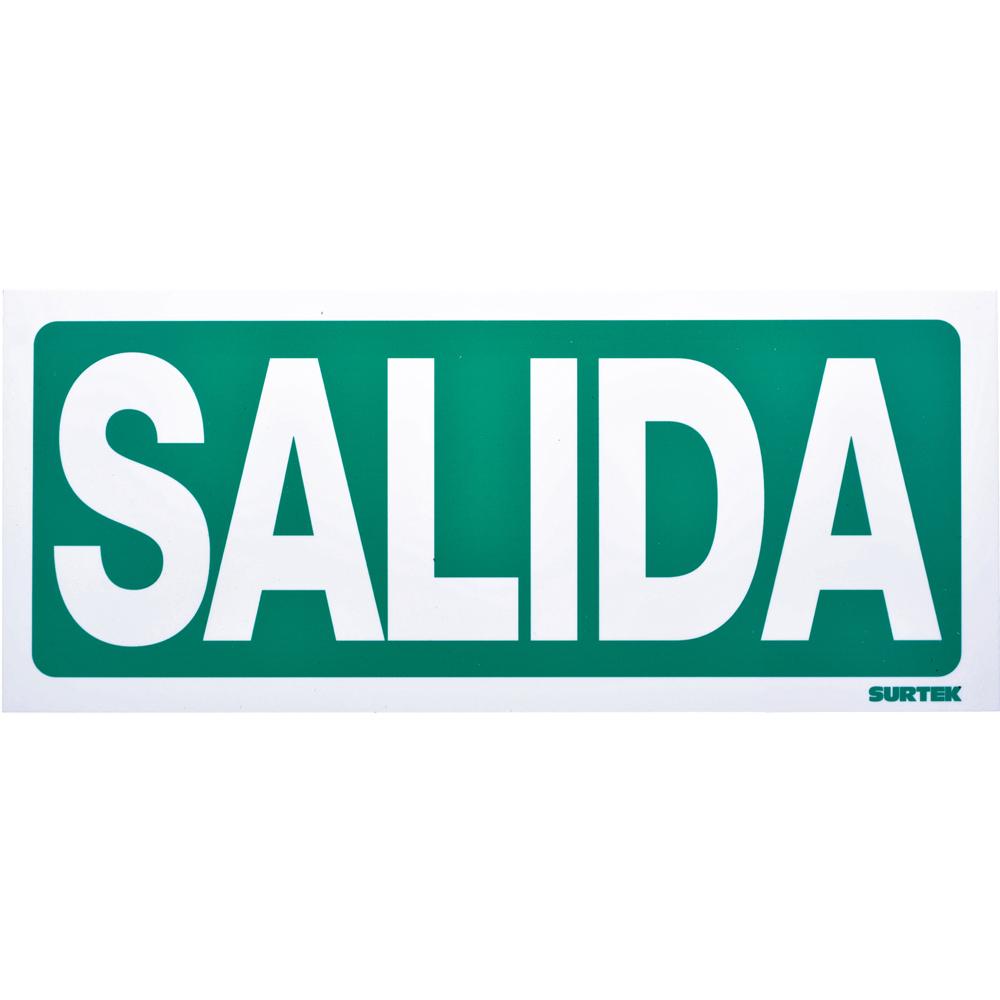 """Imagen para Señal """"Salida"""" de Grupo Urrea"""