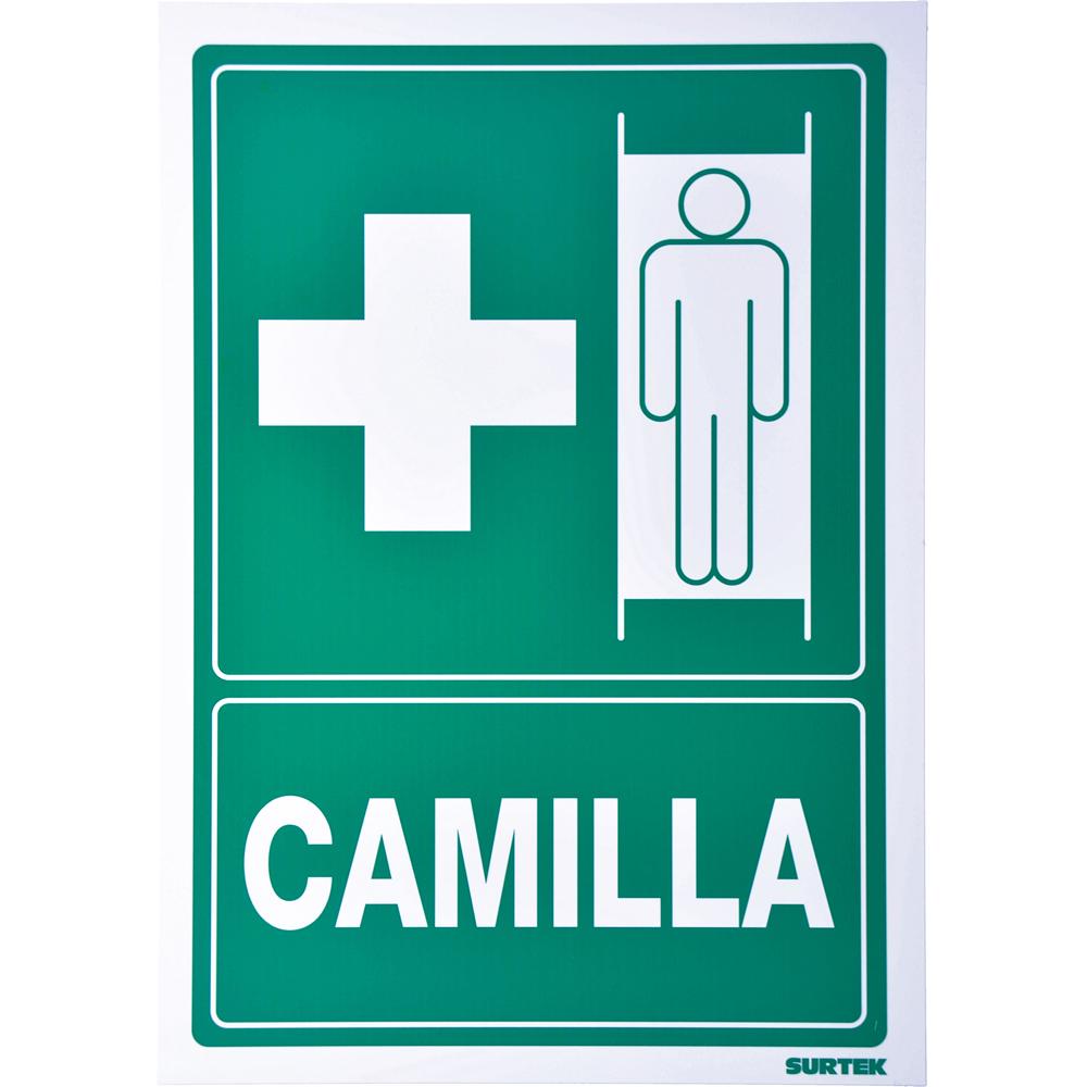 """Imagen para Señal """"Camilla"""" de Grupo Urrea"""