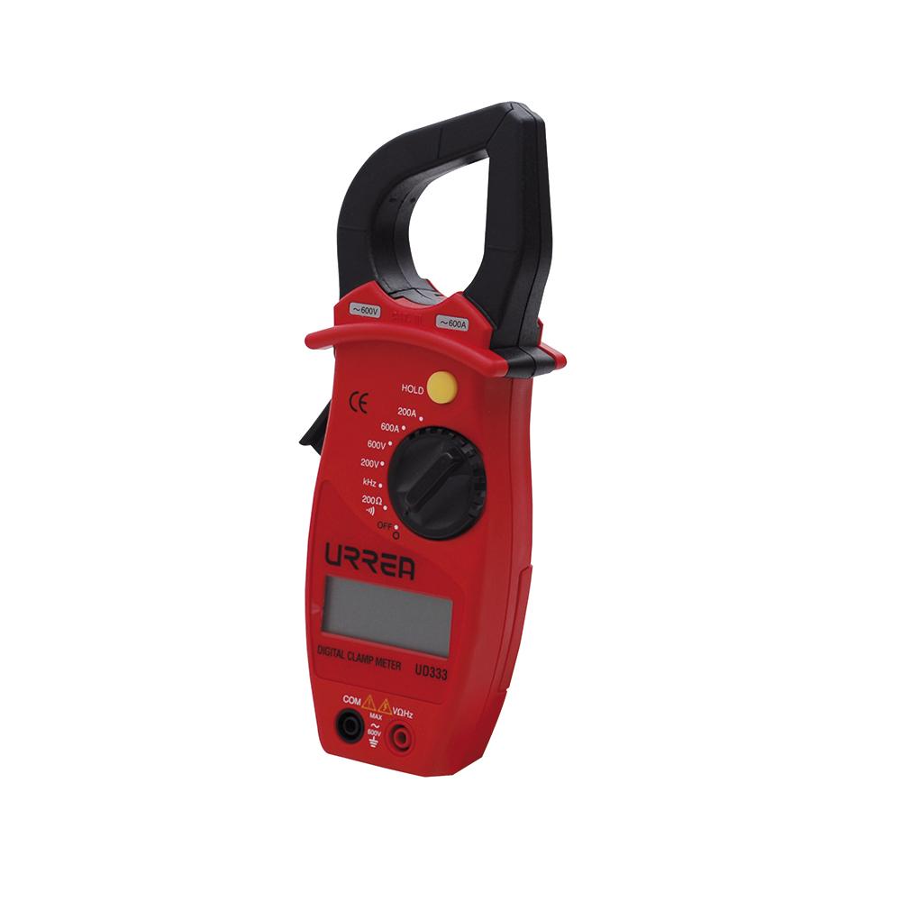 Imagen para Multímetro digital de gancho uso general 600 A/600 V de Grupo Urrea